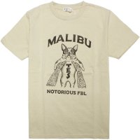 <img class='new_mark_img1' src='https://img.shop-pro.jp/img/new/icons14.gif' style='border:none;display:inline;margin:0px;padding:0px;width:auto;' />【TES/テス】TES MALIBU STAR NOTORIOUS TEE BEIGE Tシャツ THE ENDLESS SUMMER/エンドレスサマー