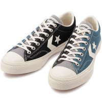 <img class='new_mark_img1' src='https://img.shop-pro.jp/img/new/icons14.gif' style='border:none;display:inline;margin:0px;padding:0px;width:auto;' />【CONVERSE SKATEBOARDING】BREAKSTAR SK CV OX NAVY/GRAY/BLACK コンバーススケートボーディング