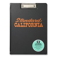 <img class='new_mark_img1' src='https://img.shop-pro.jp/img/new/icons50.gif' style='border:none;display:inline;margin:0px;padding:0px;width:auto;' />【STANDARD CALIFORNIA】PENCO × SD CLIP BOARD A4 BLACK クリップボード スタンダードカリフォルニア