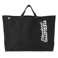 <img class='new_mark_img1' src='https://img.shop-pro.jp/img/new/icons14.gif' style='border:none;display:inline;margin:0px;padding:0px;width:auto;' />【STANDARD CALIFORNIA】SD MADE IN USA CANVAS TOTE BAG LARGE BLACK キャンバストート スタンダードカリフォルニア