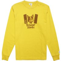 <img class='new_mark_img1' src='https://img.shop-pro.jp/img/new/icons14.gif' style='border:none;display:inline;margin:0px;padding:0px;width:auto;' />【TES/テス】TES BURGER LONG SLEEVE TEE CYE ロンT THE ENDLESS SUMMER/エンドレスサマー