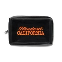 <img class='new_mark_img1' src='https://img.shop-pro.jp/img/new/icons14.gif' style='border:none;display:inline;margin:0px;padding:0px;width:auto;' />【STANDARD CALIFORNIA】HIGHTIDE × SD PACKING POUCH S BLACK パッキングポーチ スタンダードカリフォルニア