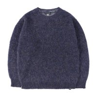 <img class='new_mark_img1' src='https://img.shop-pro.jp/img/new/icons14.gif' style='border:none;display:inline;margin:0px;padding:0px;width:auto;' />【STANDARD CALIFORNIA】SD MOHAIR SWEATER NAVY クルーネックニット スタンダードカリフォルニア