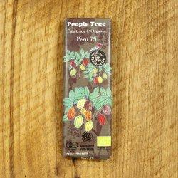 フェアトレードチョコレート オーガニック ペルー75