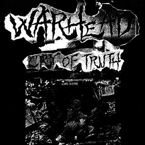 WARHEAD-CRY OF TRUTH-7inch
