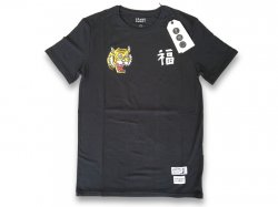 FD Bamboo Straight Tiger Tee BLACK<img class='new_mark_img2' src='//img.shop-pro.jp/img/new/icons47.gif' style='border:none;display:inline;margin:0px;padding:0px;width:auto;' />