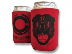 Cloveru Funny Koozie 2017 SUMMER - TIGER Cloveru/ RED<img class='new_mark_img2' src='//img.shop-pro.jp/img/new/icons47.gif' style='border:none;display:inline;margin:0px;padding:0px;width:auto;' />