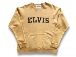 【ELVIS & CHUCK】 JAPAN MADE CREW SWEAT - 50s GOLD<img class='new_mark_img2' src='//img.shop-pro.jp/img/new/icons47.gif' style='border:none;display:inline;margin:0px;padding:0px;width:auto;' />