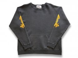 【2TIGER】 JAPAN MADE CREW SWEAT - ROCK BLACK<img class='new_mark_img2' src='//img.shop-pro.jp/img/new/icons5.gif' style='border:none;display:inline;margin:0px;padding:0px;width:auto;' />