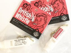 ANNIV LIMITED BRITISH WHISTLE STAY STORNG.