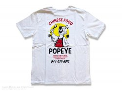 POPEYE - Washed White<img class='new_mark_img2' src='https://img.shop-pro.jp/img/new/icons47.gif' style='border:none;display:inline;margin:0px;padding:0px;width:auto;' />