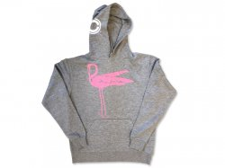 PINK FLAMINGOS - Washed Gray