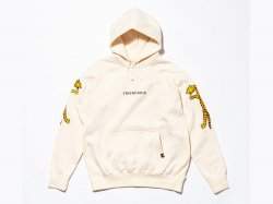 TIGER PULLOVER PARKA - CREAM<img class='new_mark_img2' src='https://img.shop-pro.jp/img/new/icons47.gif' style='border:none;display:inline;margin:0px;padding:0px;width:auto;' />