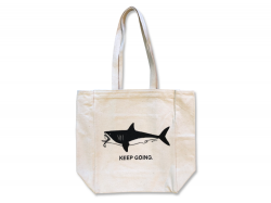 Cloveru Tote - JAWS<img class='new_mark_img2' src='https://img.shop-pro.jp/img/new/icons47.gif' style='border:none;display:inline;margin:0px;padding:0px;width:auto;' />