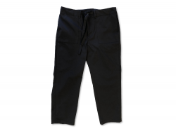 SOLOTEX RESORT PANTS - BLACK<img class='new_mark_img2' src='https://img.shop-pro.jp/img/new/icons47.gif' style='border:none;display:inline;margin:0px;padding:0px;width:auto;' />