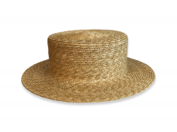 Japan made BOATER HAT<img class='new_mark_img2' src='//img.shop-pro.jp/img/new/icons47.gif' style='border:none;display:inline;margin:0px;padding:0px;width:auto;' />