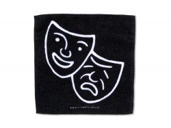 TWO FACE by Sho Watanabe Hand Towel 【日本製】<img class='new_mark_img2' src='//img.shop-pro.jp/img/new/icons47.gif' style='border:none;display:inline;margin:0px;padding:0px;width:auto;' />