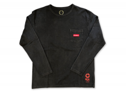 BOX LOGO LS - Rock Black<img class='new_mark_img2' src='https://img.shop-pro.jp/img/new/icons47.gif' style='border:none;display:inline;margin:0px;padding:0px;width:auto;' />