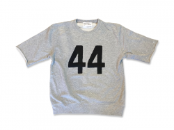 Cloveru SS Sweat Limited 【44】Washed Gray.<img class='new_mark_img2' src='https://img.shop-pro.jp/img/new/icons47.gif' style='border:none;display:inline;margin:0px;padding:0px;width:auto;' />