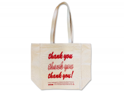 Cloveru Tote - THANK YOU<img class='new_mark_img2' src='https://img.shop-pro.jp/img/new/icons47.gif' style='border:none;display:inline;margin:0px;padding:0px;width:auto;' />