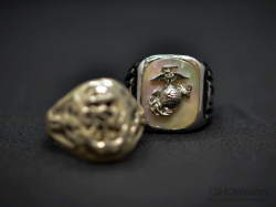1970s~ USMC Ring (18~19号)<img class='new_mark_img2' src='https://img.shop-pro.jp/img/new/icons47.gif' style='border:none;display:inline;margin:0px;padding:0px;width:auto;' />
