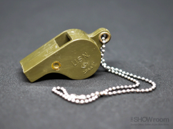 WWII USN 1944 Plastic Whistle.<img class='new_mark_img2' src='https://img.shop-pro.jp/img/new/icons47.gif' style='border:none;display:inline;margin:0px;padding:0px;width:auto;' />