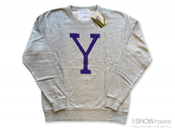 Y CREW - Washed Gray<img class='new_mark_img2' src='https://img.shop-pro.jp/img/new/icons5.gif' style='border:none;display:inline;margin:0px;padding:0px;width:auto;' />
