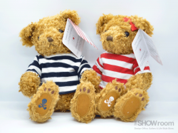 """Cloveru Limited Anniv Collection Item """"Teddy & Beth"""" 2013.<img class='new_mark_img2' src='https://img.shop-pro.jp/img/new/icons47.gif' style='border:none;display:inline;margin:0px;padding:0px;width:auto;' />"""