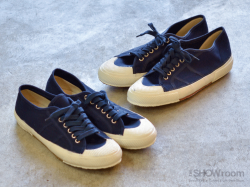 90-00s Dead Stock Italian Navy Sailor Shoes.<img class='new_mark_img2' src='https://img.shop-pro.jp/img/new/icons5.gif' style='border:none;display:inline;margin:0px;padding:0px;width:auto;' />