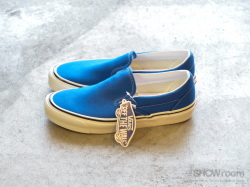 CLASSIC SLIP-ON 98 DX - Og Blue<img class='new_mark_img2' src='https://img.shop-pro.jp/img/new/icons47.gif' style='border:none;display:inline;margin:0px;padding:0px;width:auto;' />