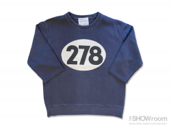 NUMBER 278 - Vintage Navy<img class='new_mark_img2' src='https://img.shop-pro.jp/img/new/icons47.gif' style='border:none;display:inline;margin:0px;padding:0px;width:auto;' />