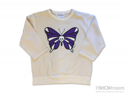 SKULL BUTTERFLY - Washed Natural<img class='new_mark_img2' src='https://img.shop-pro.jp/img/new/icons5.gif' style='border:none;display:inline;margin:0px;padding:0px;width:auto;' />