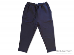 Cloveru Comfort Relax Pants. - NAVY<img class='new_mark_img2' src='https://img.shop-pro.jp/img/new/icons5.gif' style='border:none;display:inline;margin:0px;padding:0px;width:auto;' />