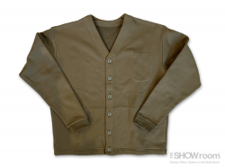 Cloveru Comfort Relax Cardigan. - OLIVE<img class='new_mark_img2' src='https://img.shop-pro.jp/img/new/icons47.gif' style='border:none;display:inline;margin:0px;padding:0px;width:auto;' />
