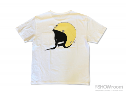 HELMET Tee - Washed White<img class='new_mark_img2' src='https://img.shop-pro.jp/img/new/icons5.gif' style='border:none;display:inline;margin:0px;padding:0px;width:auto;' />