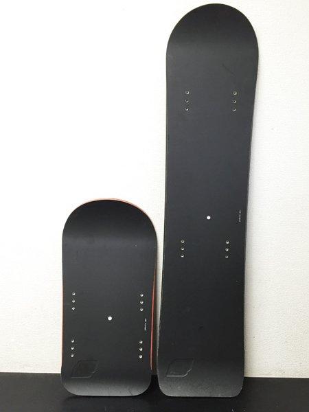 【中古】スノースクートボード カービング  TYPE-Y 【ハード/スーパーハード】
