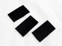 ピンカバー布3枚セット|鈴珠(帽子用ウィッグ『インナーウィッグ』通販)