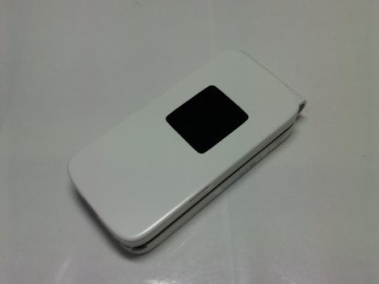 N904i ホワイト 中古美品 白ロム ※電池パックなし
