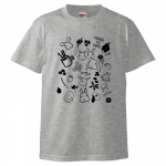 <img class='new_mark_img1' src='//img.shop-pro.jp/img/new/icons5.gif' style='border:none;display:inline;margin:0px;padding:0px;width:auto;' />コラボTシャツ【Leichalバージョン2】オートミール