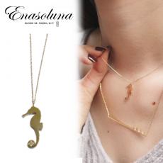 Enasoluna(エナソルーナ)<br>Happy necklace【NK-1316】 ネックレス