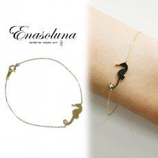Enasoluna(エナソルーナ)<br>Happy bracelet 【BS-1317】 ブレスレット・アンクレット