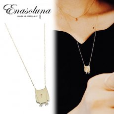 Enasoluna(エナソルーナ)<br>Lucky necklace【NK-1300】 ネックレス