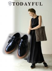 TODAYFUL(トゥデイフル)<br>Tassel Flat Shoes  18春夏2【11811020】