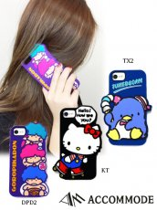 ACCOMODE(アコモデ)<br>SILICONE iPhone case  18春夏【YY-SR003】18sspre iPhone・iPadケース