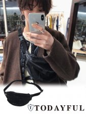 TODAYFUL(トゥデイフル)<br>Leather Waist Pouch  18春夏.予約【11811070】