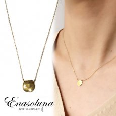 Enasoluna(エナソルーナ)<br>pure necklace(Rough) 【NK-1393】ネックレス