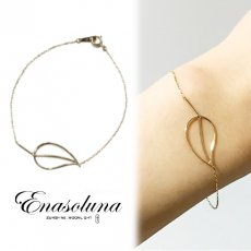 Enasoluna(エナソルーナ)<br>sunday park bracelet 【BS-1370】