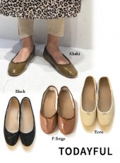 TODAYFUL(トゥデイフル)<br>Flat Shoes  19春夏2【11911043】フラットシューズ