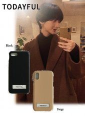 TODAYFUL(トゥデイフル)<br>Logo i-Phone Case  19春夏【11911033】iPhone・iPadケース iPhone7/8/X対応