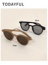 TODAYFUL(トゥデイフル)<br>Round Frame Sunglasses  19春夏【11911007】サングラス・メガネ